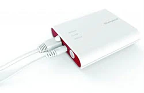 Honeywell Home RedLINK to Internet Gateway and Ethernet Cable and Power Cord (THM6000R7001), White