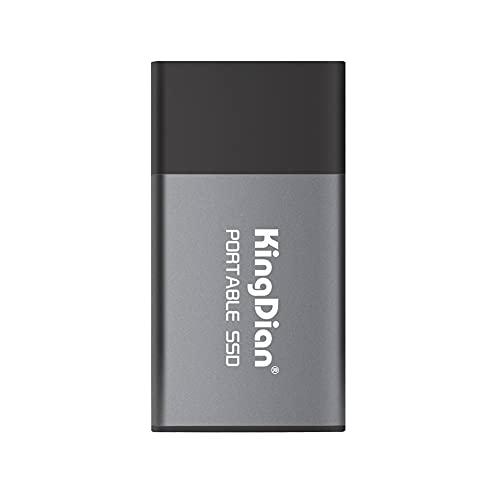 KingDian Extreme SSD 240GB 250GB USB 3.0 Portatile Unità a Stato Solido Esterno(250GB)