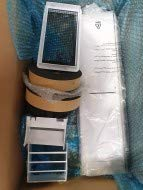 Kit DAITSU ACCDWK2 3NDA9019 Kit Ventana para APD12X