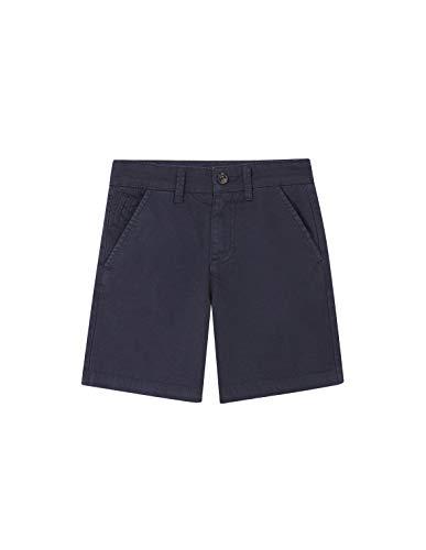 Gocco Bermuda Pantalones, Gris Oscuro, 9-10 años para Niños