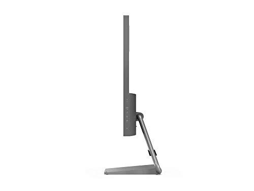 Lenovo Q27h-10 68,58 cm (27 Zoll, 2560×1440, WQHD, 75Hz, WideView, entspiegelt) Monitor (HDMI, DisplayPort, 4ms Reaktionszeit, AMD Radeon FreeSync) grau - 3