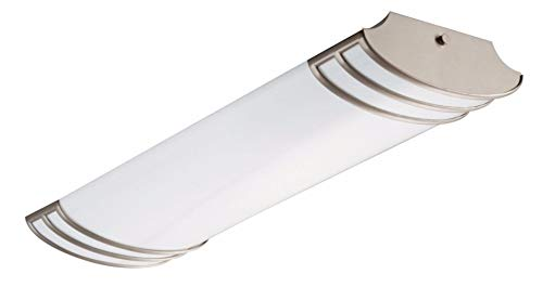 Lithonia Lighting FMLFUTL 24-Inch 840 BN 2-Foot Futra Linear Design for Kitchen| Office|...