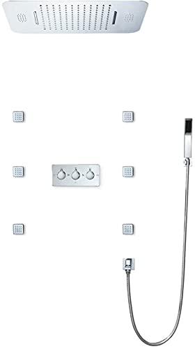 GJJSZ Bluetooth Musik LED-Licht...