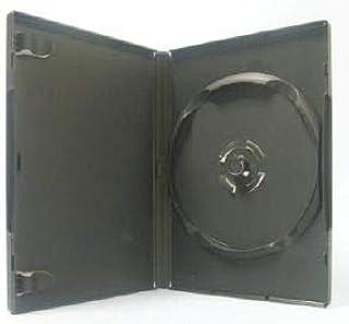 10 x Amaray 1 – 4 – Disco Verso Pak DVD Funda Empaquetado en Dragon Trading Packaging