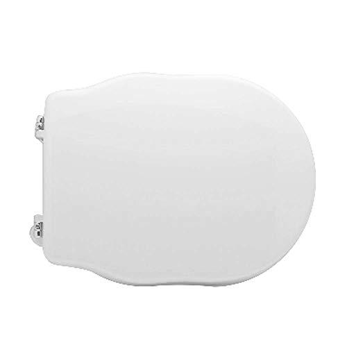 Copriwater Coprivaso Tavoletta Sedile WC per EOS Vaso Boheme Bianco