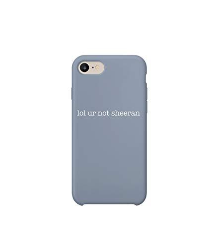 Lol You Not Sheeran_003072 - Carcasa para Huawei P9 Lite Present Christmas For Him Her Smartphone Cover Hard PC