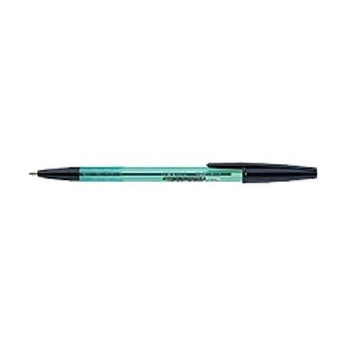 ゼブラ ボールペン ニュークリスタルケアS 0.7mm 黒 BNR1-BK 【 5本 】