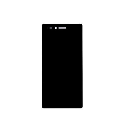 Pantallas LCD para teléfonos móviles 5.0'Pantalla LCD y Pantalla táctil digitalizador/Ajuste para Lenovo Vibe Shot Z90 Z90-7 Z90-3 Z90A40 Vibe Shot MAX LCD (Color : Black)