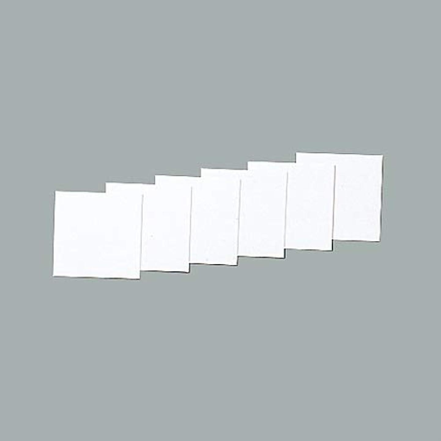 クラッシュ発揮するニコチンスチールケース用札 KS-C札(白)/61-3394-16