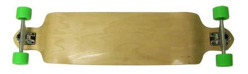 Moose Drop Down Complete Longboard, Maple/Natural, 40