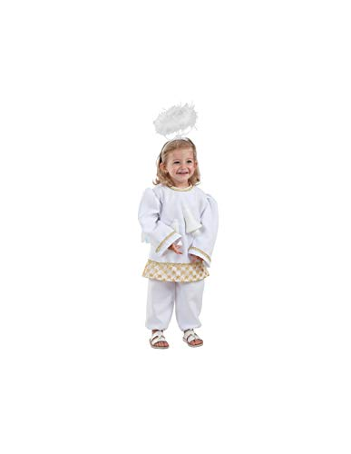 DISBACANAL Disfraz de ángel para bebé - -, 24 Meses