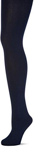 Nur Die Damen Wohlig-Warm Strumpfhose, 100 DEN, Blau (Dunkelblau 34), 40 (Herstellergröße: 38-40=S)