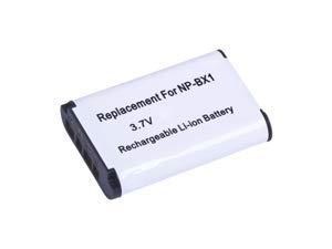 Prodotto compatibile per sostituire Batteria lithium-ion per fotocamera/videocamera: SONY NP BX1, NPBX1 InfoLITHIUM X Type