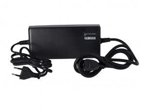 caricabatteria ebike yamaha intube (per batterie integrate 500w)