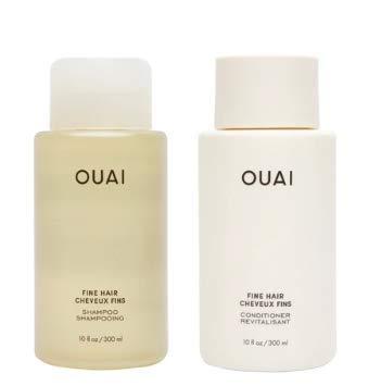 Ouai Fine Shampoo 10 fl oz & Fine Conditioner 10 fl oz