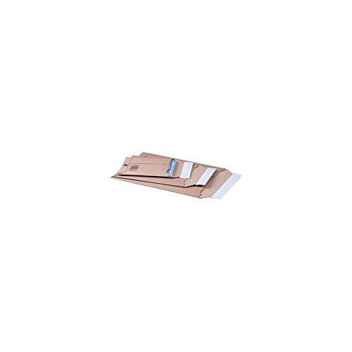 smartboxpro Versandtasche, aus brauner Wellpappe, DIN B4 VE = 1