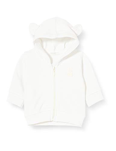 United Colors of Benetton Baby-Jungen 3J70MM270 Pullover, Snow White 074, 68 cm