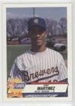 Gabby Martinez (Baseball Card) 1993 Fleer ProCards Minor League - [Base] #1718