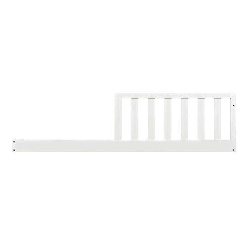 Baby Relax Rivers Toddler Guard Rail in White