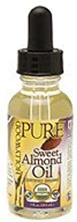 Hollywood Beauty Pure Sweet Almond Oil 1 oz (1 Pack)