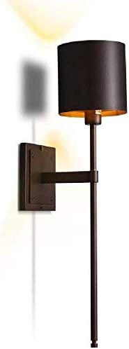 Liunce Vintage List price Rustic Loft Lighting Fixtures Wall Lamp In Max 82% OFF Sconce