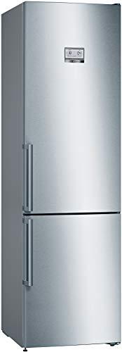 Bosch Serie 6 KGN39HIEP 70/30 Frostfreier Kühlschrank / Gefrierschrank, Edelstahl-Effekt, A++