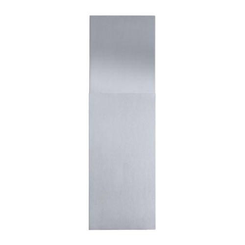 IKEA LAGAN aftrekbuis voor ventilator; van roestvrij staal