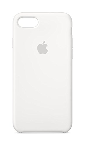 MAGGICWEI-DL iPhone SE 2 Case,iPhone 8 Case,iPhone 7 Case Soft Silicone Case Cover for Apple iPhone 8/7 (4.7 inch) (White)