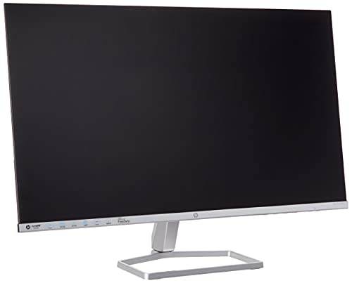 HP M27fd FHD USB-C Monitor - Works with Chromebook - Computer Monitor with 27-inch IPS Display (1080p) - Eyesafe & Color Accurate - AMD Freesync - HDMI & VGA - Borderless Design - Tilt Adjust - Black
