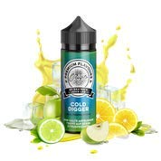 Cold Digger, Dexter's Juice Lab, 120 ml Longfill Aroma, ohne Nikotin