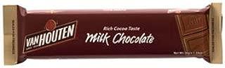 Van Houten Milk Chocolate 38g. (Pack of 3)