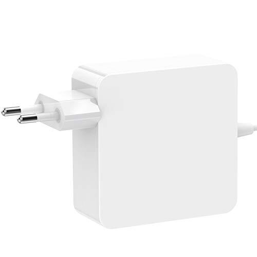EPILUM Caricatore per Mac Pro 85W L Forma per Mac Pro 15' Alimentatore per Mac Pro 17' A1343/A1222/A1297/A1290/A1286/A1260/A1229/A1226/A1211/A1172/A1151/A1150