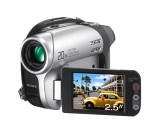 Canon DC310 DVD Camcorder with 37x Optical Zoom
