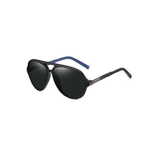 Hanpiyignstyj Gafas De Sol, Espejo polarizado polarizado Espejo polarizado Dama Gafas de Sol Gafas Tritones adecuados para Actividades al Aire Libre