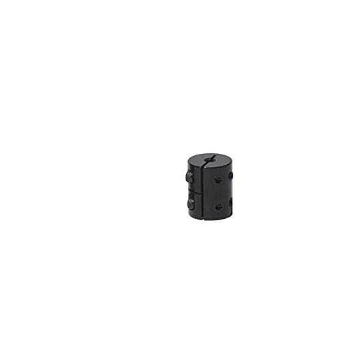 ESUHUANG Acoplamiento D20 L25 Agujero 5x5 5x8 Acoplamiento rígido Barra de Acoplamiento de la Barra CNC Stepper Motor Talla Máquina Tornillo (Inner Diameter : 5mm to 5mm)