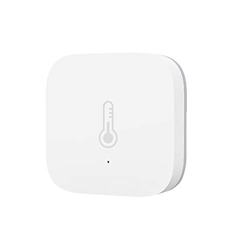 Guangmaoxin för Aqara Temperature Humidity sensor, smart hem trådlös kontroll med Mijia-app och Apple Homekit, zigbee version intelligent temperaturfuktsensor