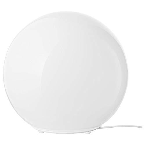 IKEA FADO -Tischleuchte weiß