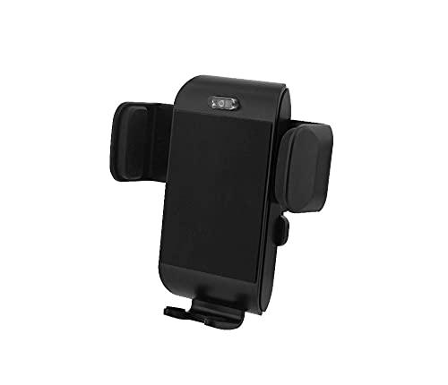 Tnb - TNB Chargeur Voiture Induction 5W_Grille + Chargeur Allume-Cigare + câble Micro USB intégré - Noir