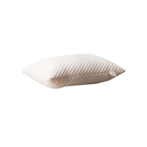 LYUN Cómoda Almohadas Suaves y duras de Terciopelo Almohadas de Terciopelo Almohadas for Adultos Almohadas de Cama for Adultos for el estómago (Color : 1 Pack Soft Pillow)