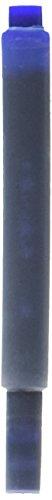 Lamy Cartuchos de tinta para pluma estilográfica, tinta azul en caja, paquete de 5