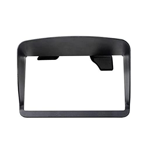 JIABIN Songz Store Nueva 7 Pulgadas de 6 Pulgadas de 5 Pulgadas GPS Universal navegador de la sombrilla de la sombrilla de la sombrilla Grande (Color : Black)