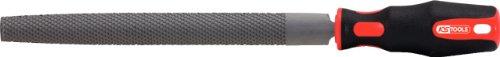 KS Tools 157.0504 Halbrund-Raspel, Form C, 150mm, Hieb2