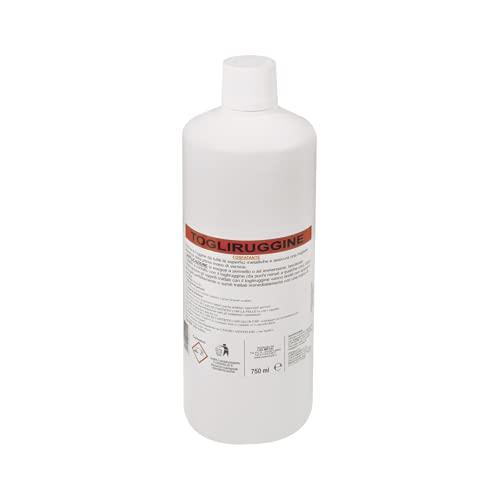 Lux Metal togliruggine convertiruggine convertitore ruggine 750 ml Rimuovere la togli ruggine dal Ferro sciogliruggine elimina incrostazioni Auto Moto Acido fosforico fosfatante