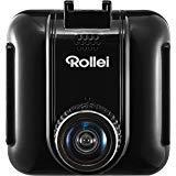 Rollei CarDVR-71 - Auto-Kamera (Dashcam, DVR Kamera) mit HD Videoaufzeichnung (1280x720/30 fps), inkl. SOS Aufnahmen - Schwarz