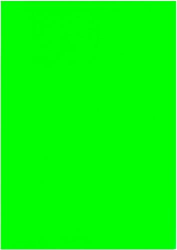 Neptun Flex-Folie neon grün DIN A4