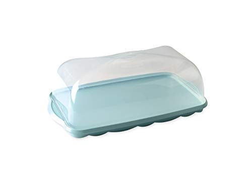 Nordic Ware Loaf Cake Keeper, Blue
