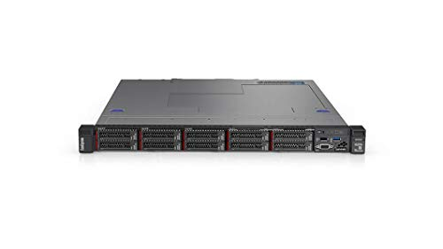 Lenovo ThinkSystem SR250 - Intel Xeon E - 8 GB - 300 W