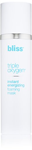 Bliss Triple Oxygen Instant Foaming Mask with CPR Technology