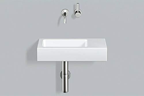 Alape Waschtisch WT.XS500.L Weiß
