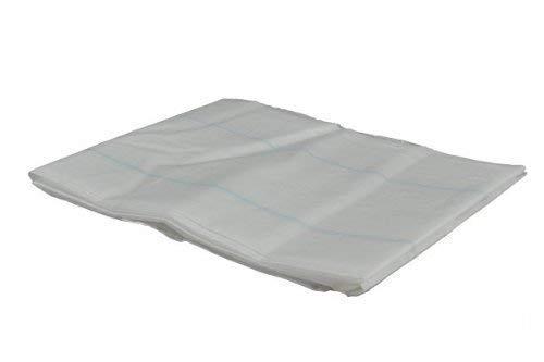 Medi-Inn Einmal-Trageschutzlaken | 75 x 210 cm | 8 Fäden | 100 Stück | hygienischer Schutz von Tragen und Liegen